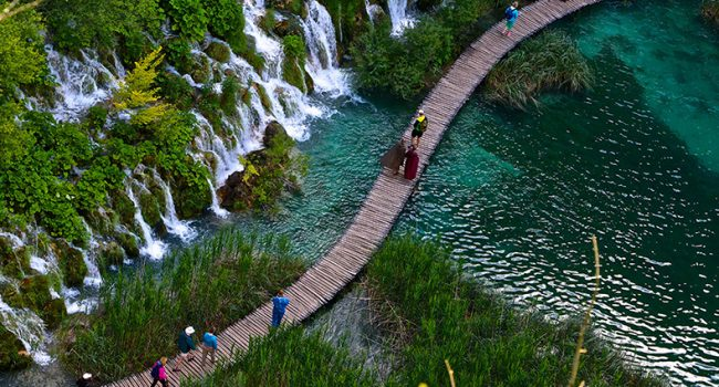 PLITVICE LAKES & BARAC CAVE DAY TOUR