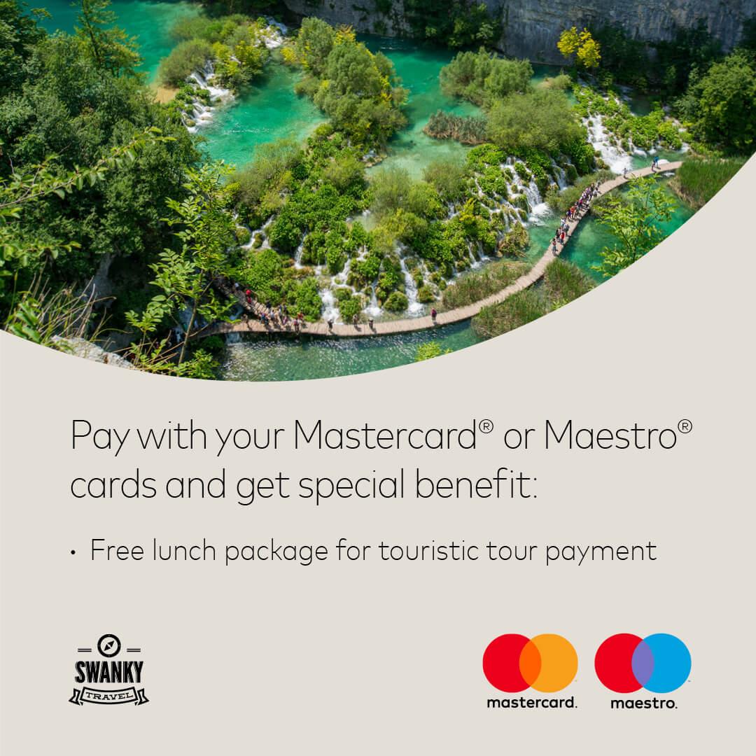 MasterCard & Maestro promotion